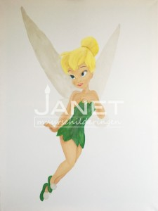 canvas-TinkerBell-60x80